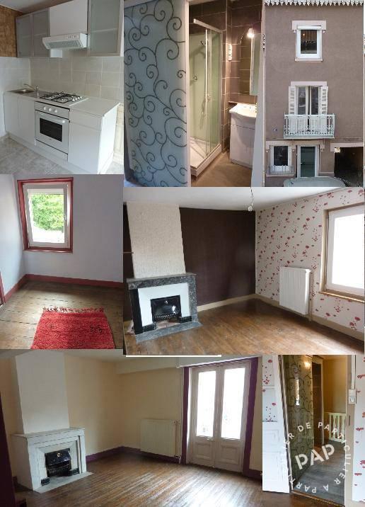 Vente maison 4 pièces Sury-le-Comtal (42450)