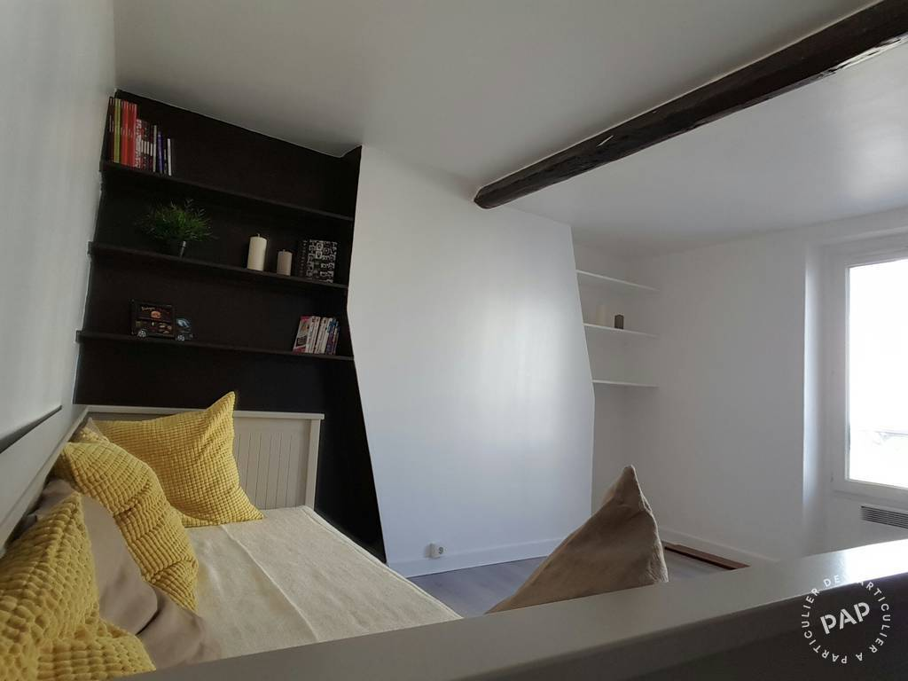 Location Appartement Paris 19E (75019) 25m² 850€