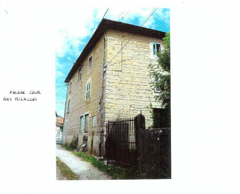 Vente maison 14 pièces Porcieu-Amblagnieu (38390)