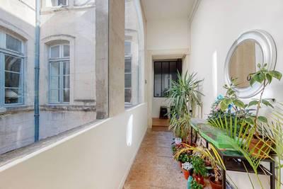 Montpellier - Quartier Comédie, Au Calme