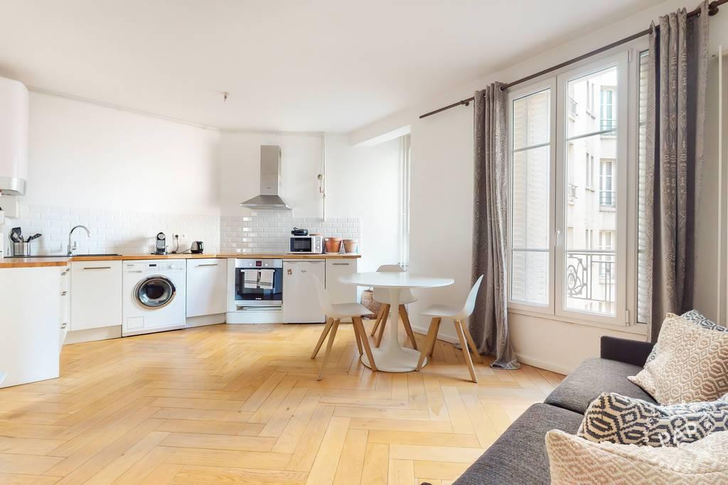 Vente Appartement Paris 18E (75018) 38m² 389.000€