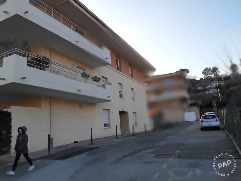 Location appartement studio Gardanne (13120)