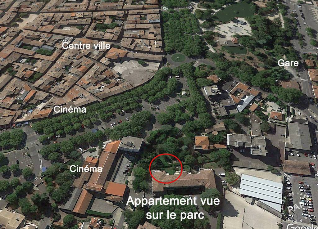 Vente Appartement Montélimar (26200) 63m² 228.000€