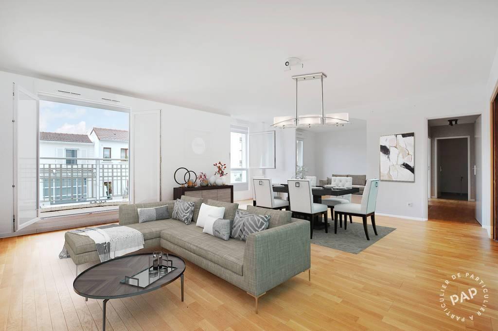 Vente Appartement Châtenay-Malabry (92290) 118m² 500.000€