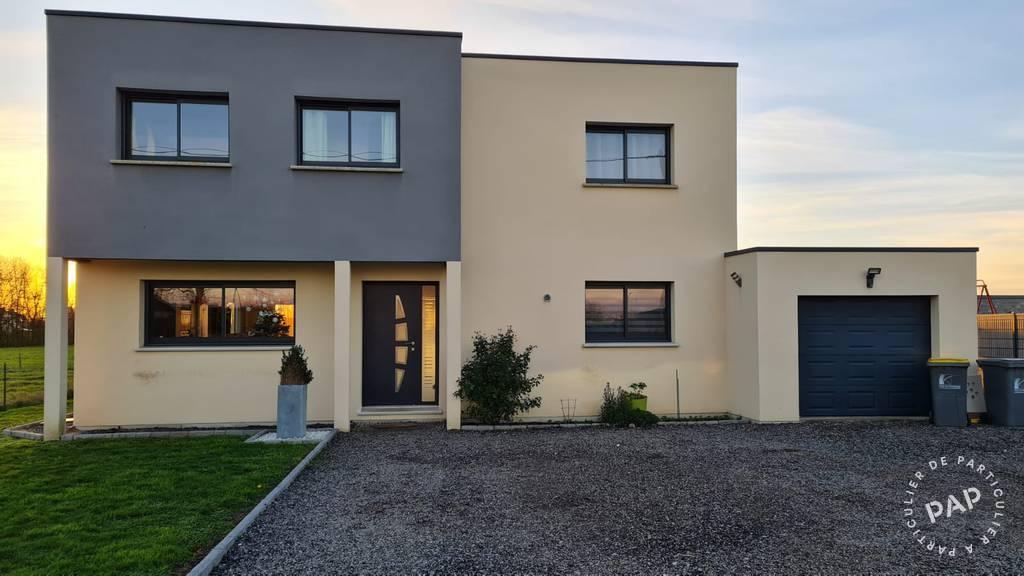 Vente Maison Criquebeuf-La-Campagne (27110) 150m² 320.000€