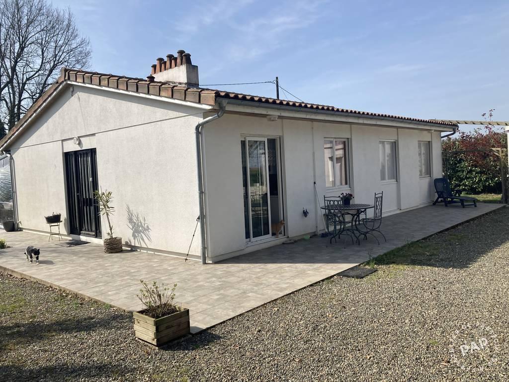 Vente maison 5 pièces Bernède (32400)