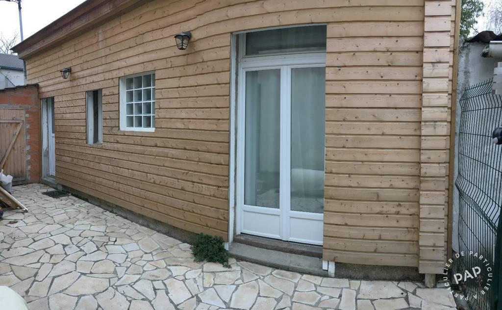 Location Maison Clamart (92140) 36m² 1.010€