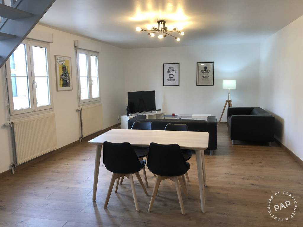 Location appartement 5 pièces Troyes (10000)