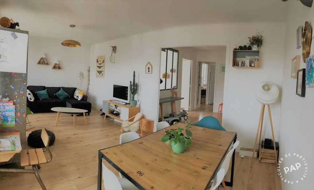 Vente appartement 3 pièces Annecy (74000)