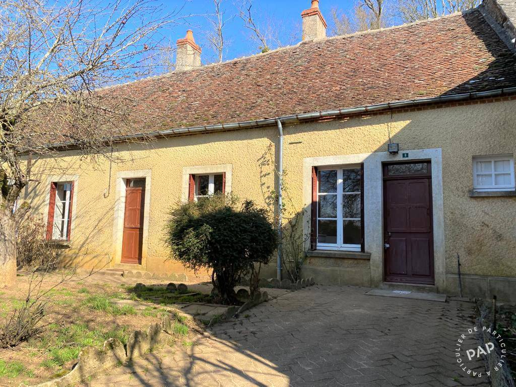 Vente maison 5 pièces Sens-Beaujeu (18300)