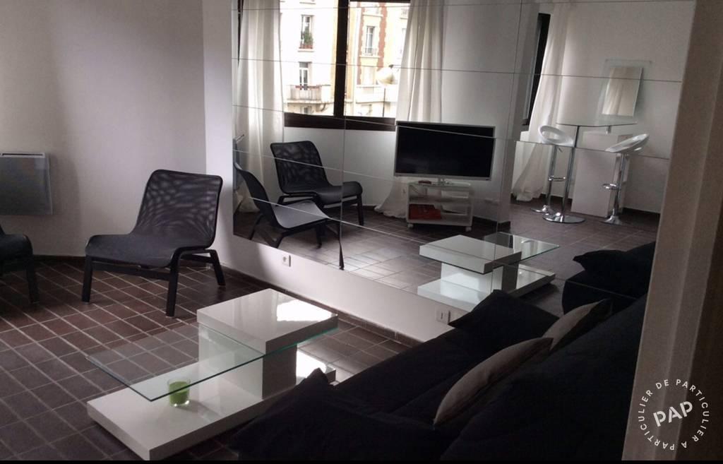 Location Appartement Paris 17E (75017) 30m² 1.190€