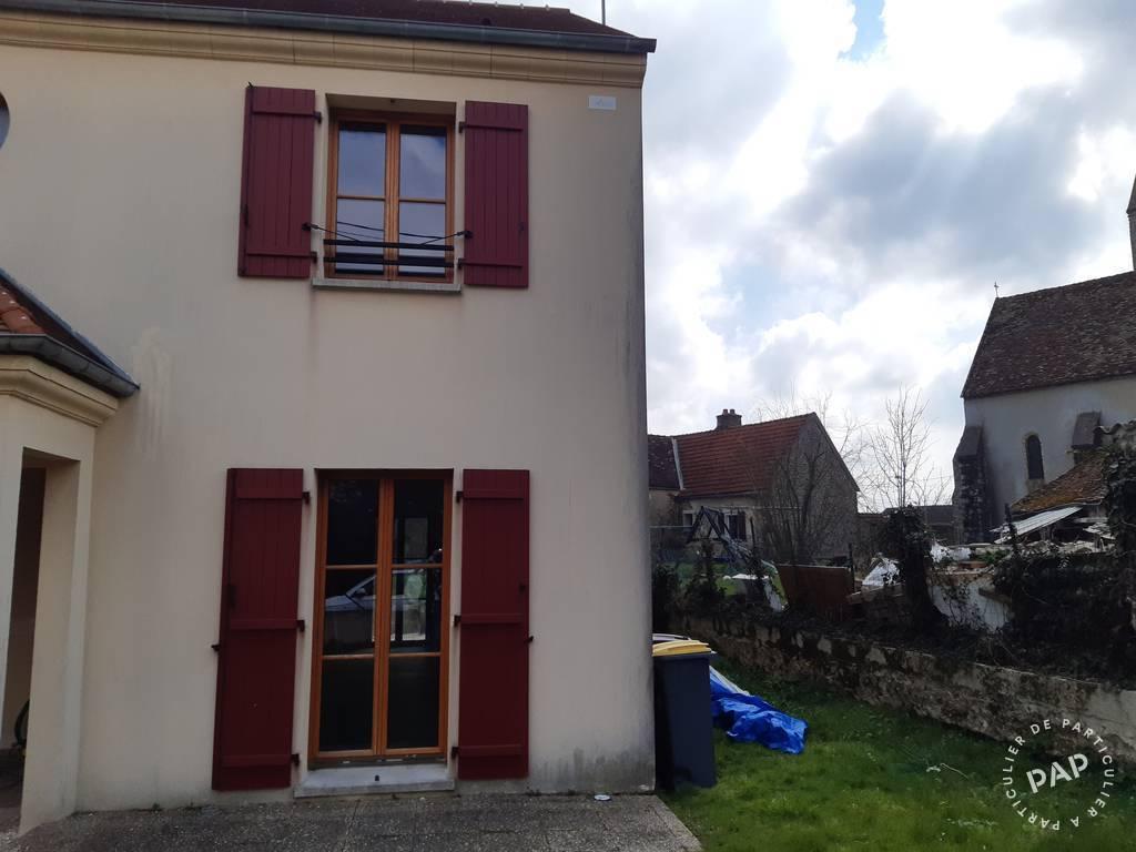 Vente maison 3 pièces Villeneuve-les-Bordes (77154)