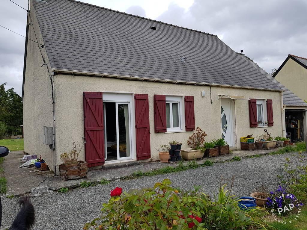 Vente maison 5 pièces Kermoroc'h (22140)