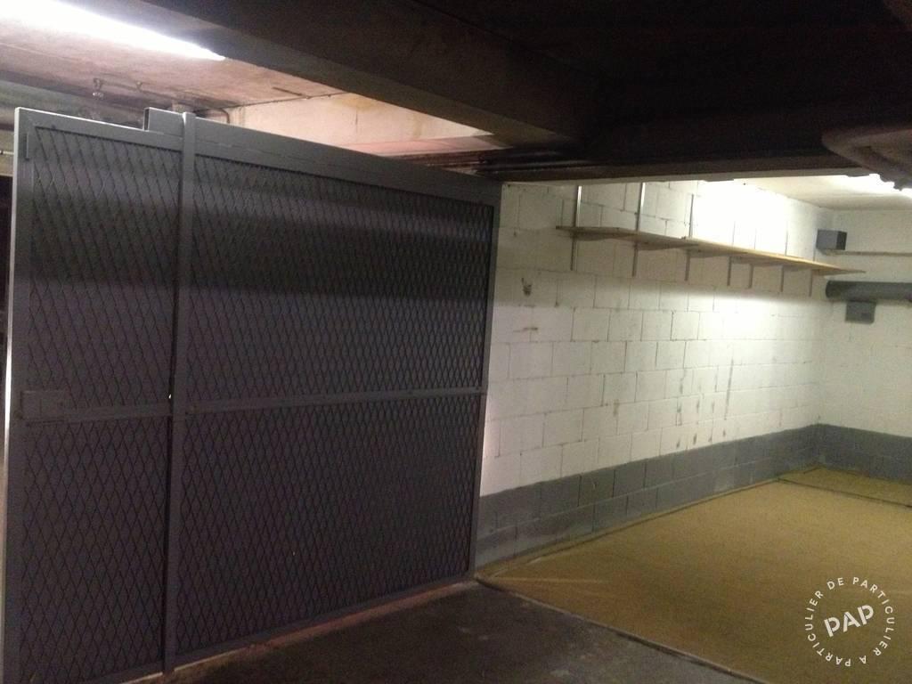 Location Garage, parking Paris 20E 14m² 300€