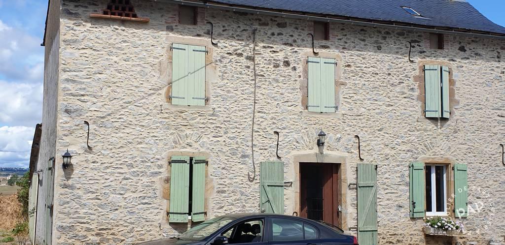 Vente Maison Mirandol-Bourgnounac (81190) 200m² 250.000€