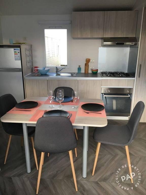 Vente Chalet, mobil-home Litteau / Le Perron 36m² 32.971€