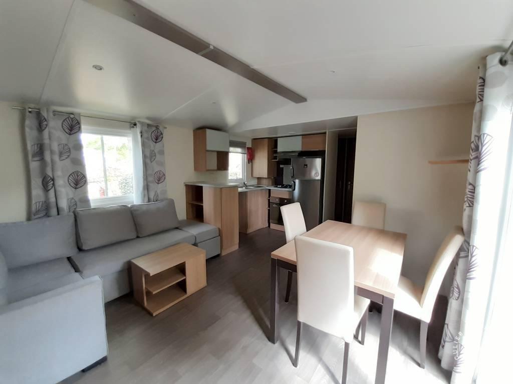 Vente Chalet, mobil-home Gastes / Camping La Reserve 36m² 36.152€