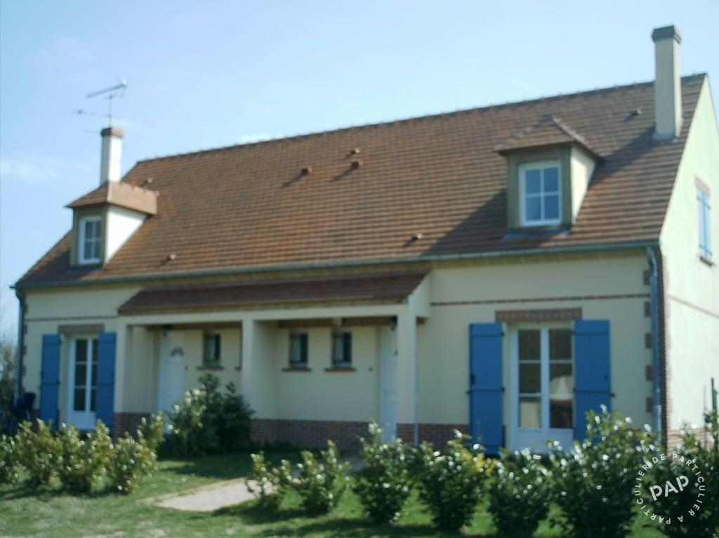 Location maison 3 pièces Saint-Sulpice (60430)