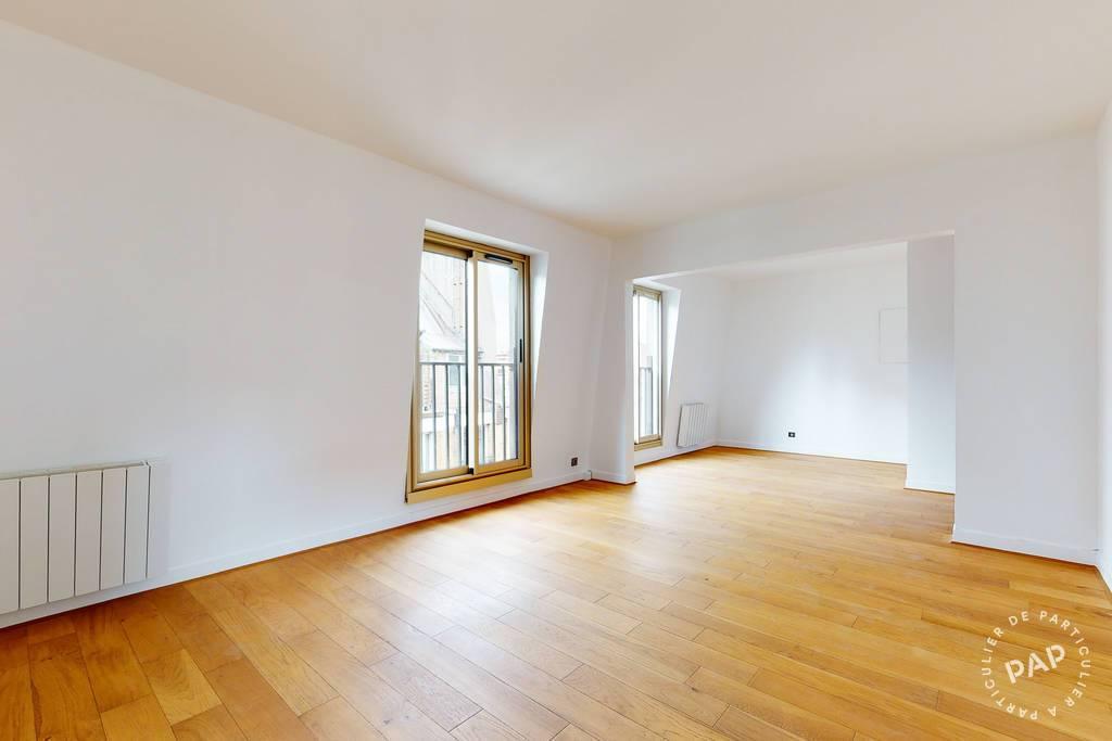 Vente Appartement Paris 16E (75016) - T3 En Dernier Étage