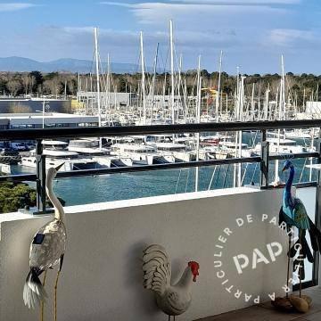 Vente Appartement Canet-En-Roussillon - Vue Sur Le Port.