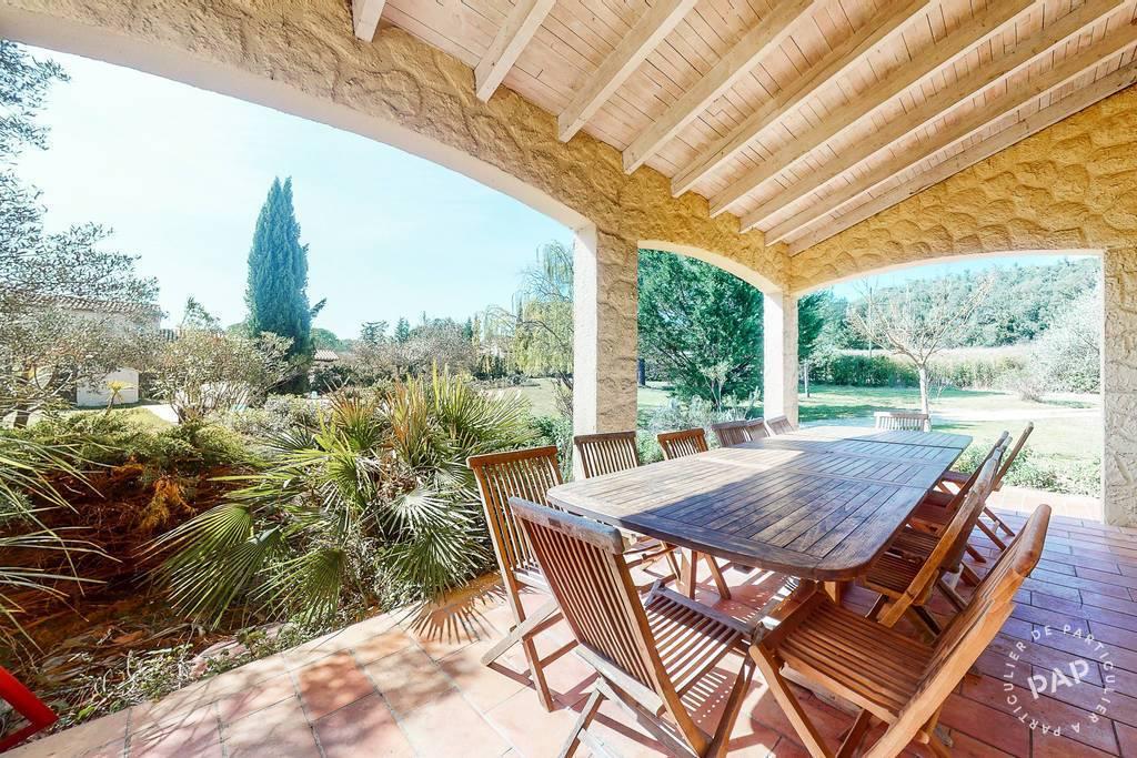 Vente immobilier 498.000€ Proche Anduze