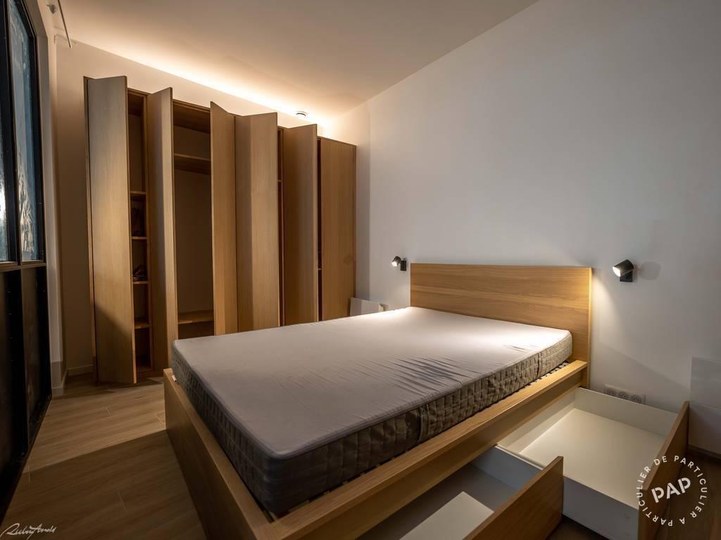 Appartement Paris 10E (75010) 1.650€