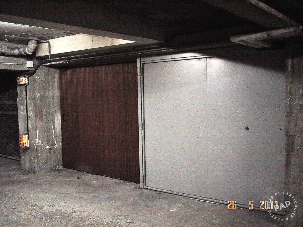 Garage, parking Paris 20E 300€