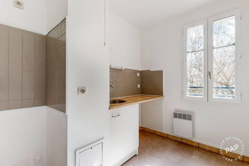 Vente Appartement 43m²
