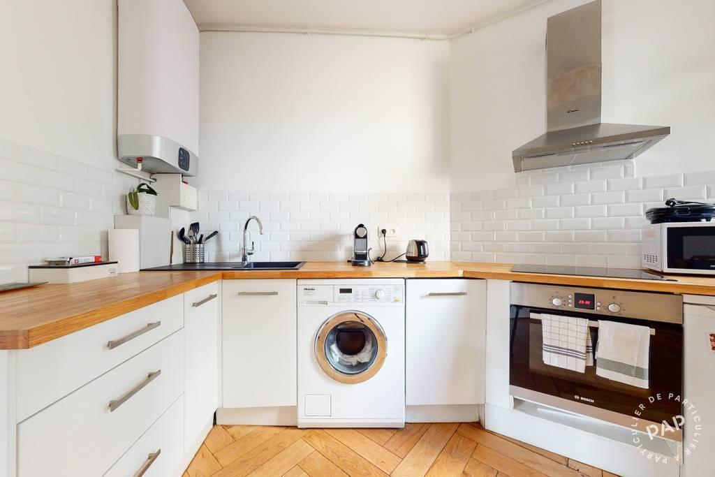 Appartement 389.000€ 38m² Paris 18E (75018)