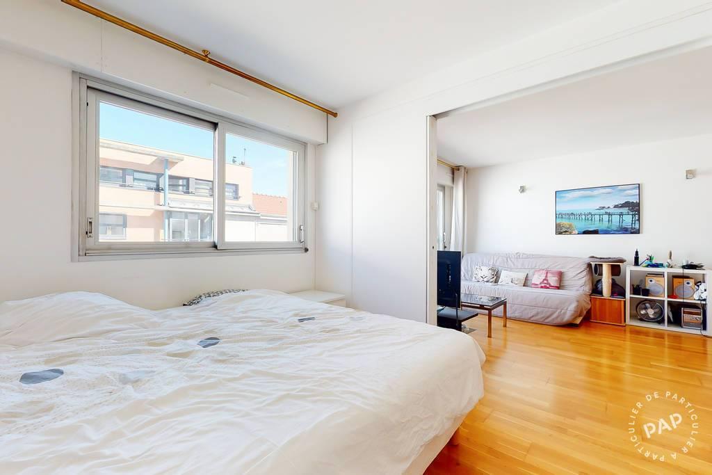 Appartement 475.000€ 45m² Boulogne-Billancourt (92100)