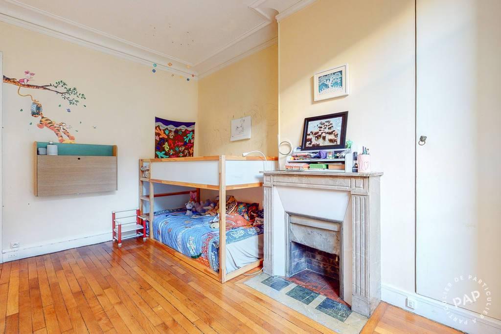 Appartement 640.000€ 61m² Paris 11E (75011)