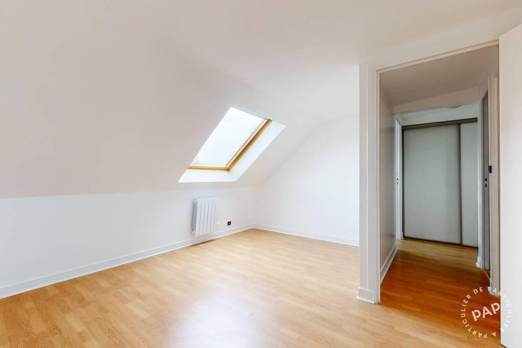 Appartement 810.000€ 66m² Paris 16E (75016) - T3 En Dernier Étage