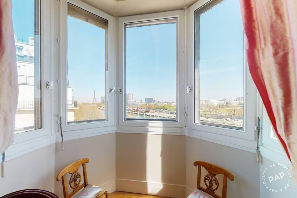 Appartement 995.000€ 82m² Paris 16E (75016)