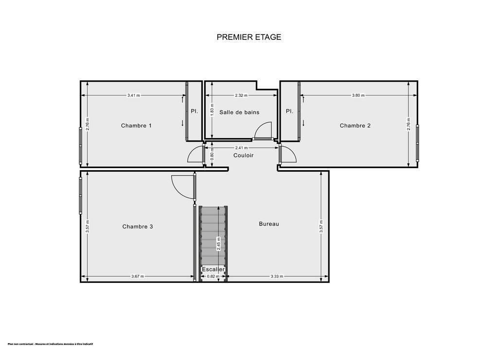 Immobilier Noisiel (77186) 249.000€ 91m²