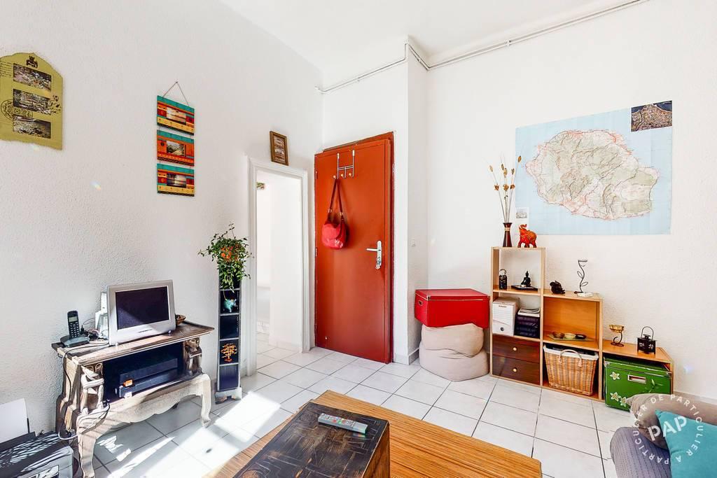 Immobilier Montpellier - Quartier Place Carnot 178.000€ 40m²