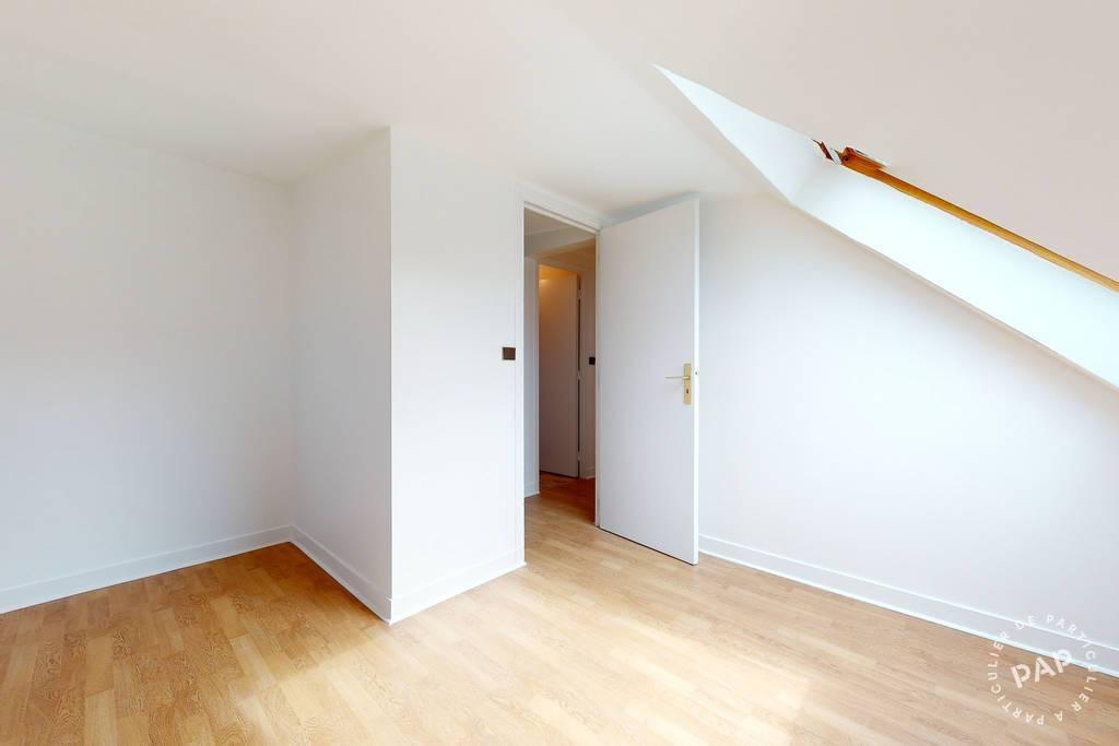 Immobilier Paris 16E (75016) - T3 En Dernier Étage 810.000€ 66m²
