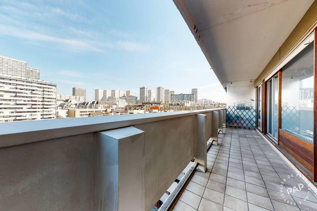 Vente Appartement Paris 13E (75013) 76m² 730.000€