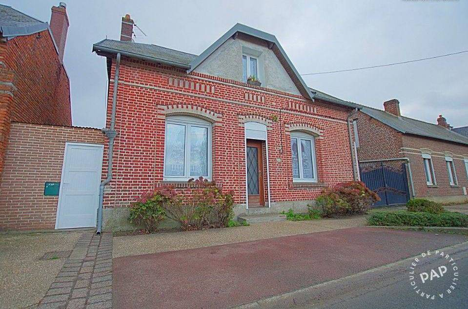 Vente maison 5 pièces Estrées-Deniécourt (80200)