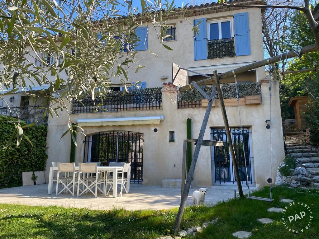 Vente maison 6 pièces Valbonne (06560)