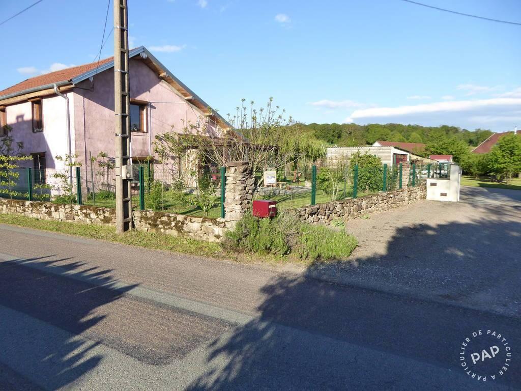 Vente maison 5 pièces Lomont (70200)