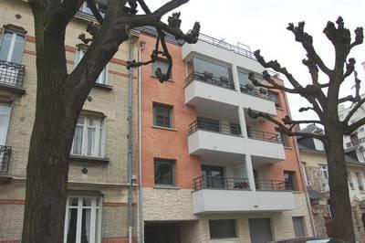 Vente appartement 2pièces 43m² Reims (51100) - 152.000€