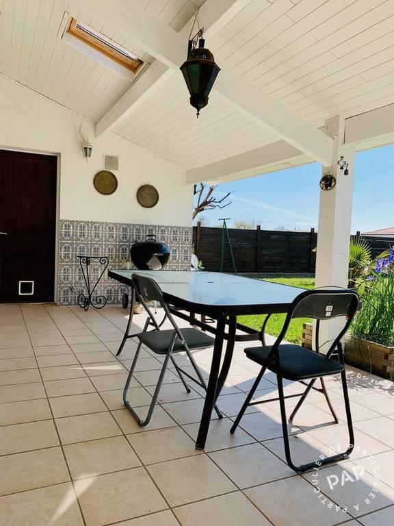 Vente maison 6 pièces Saint-Sever (40500)