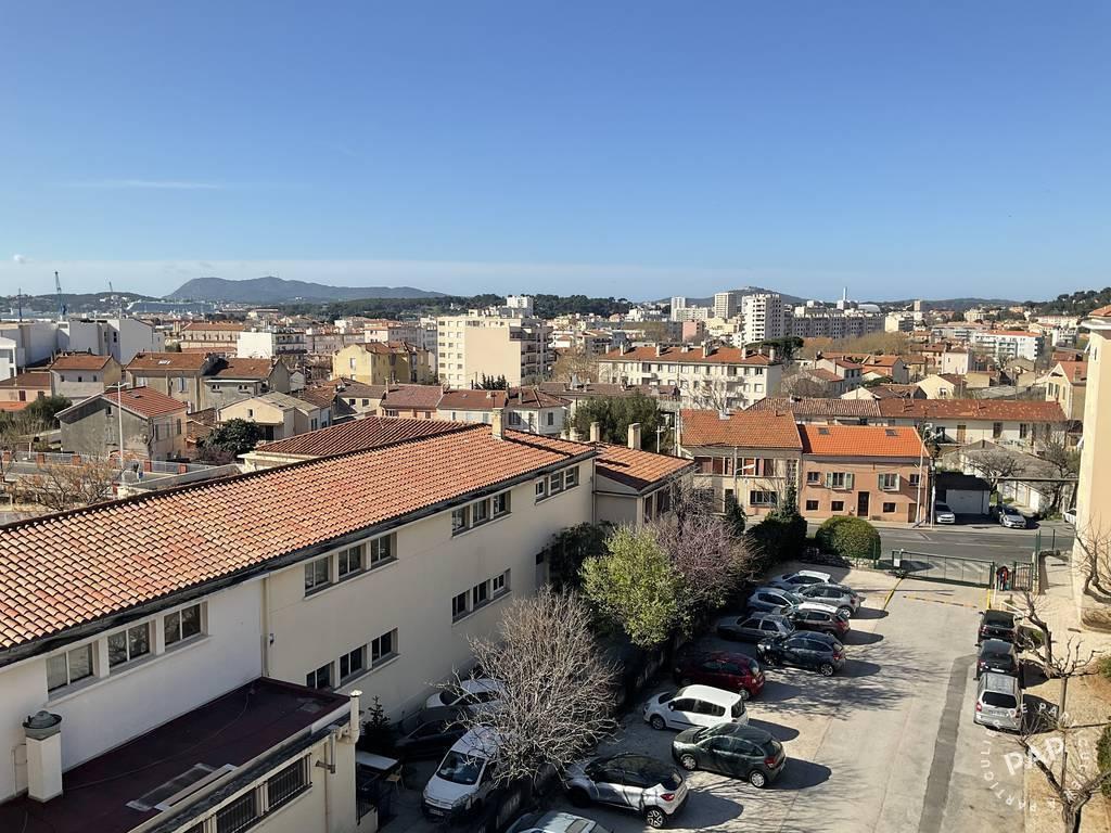 Vente appartement 4 pièces Toulon (83)