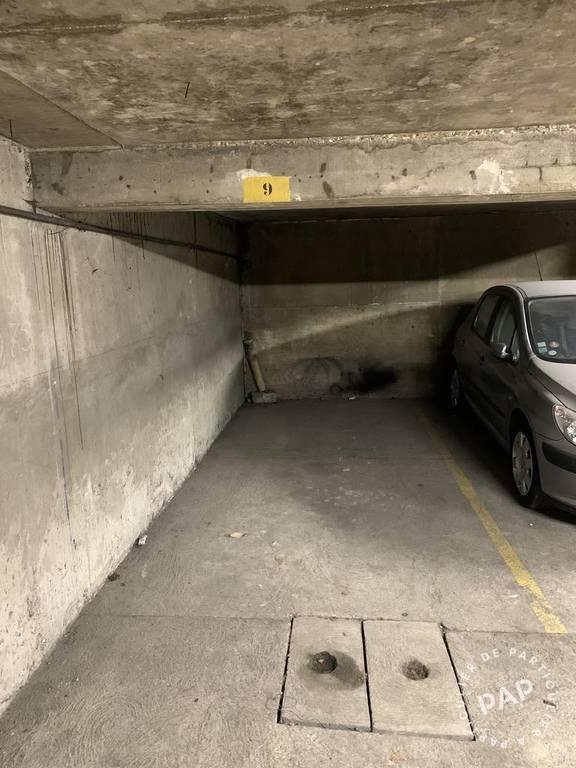 Vente Garage, parking Montreuil (93100)  18.000€