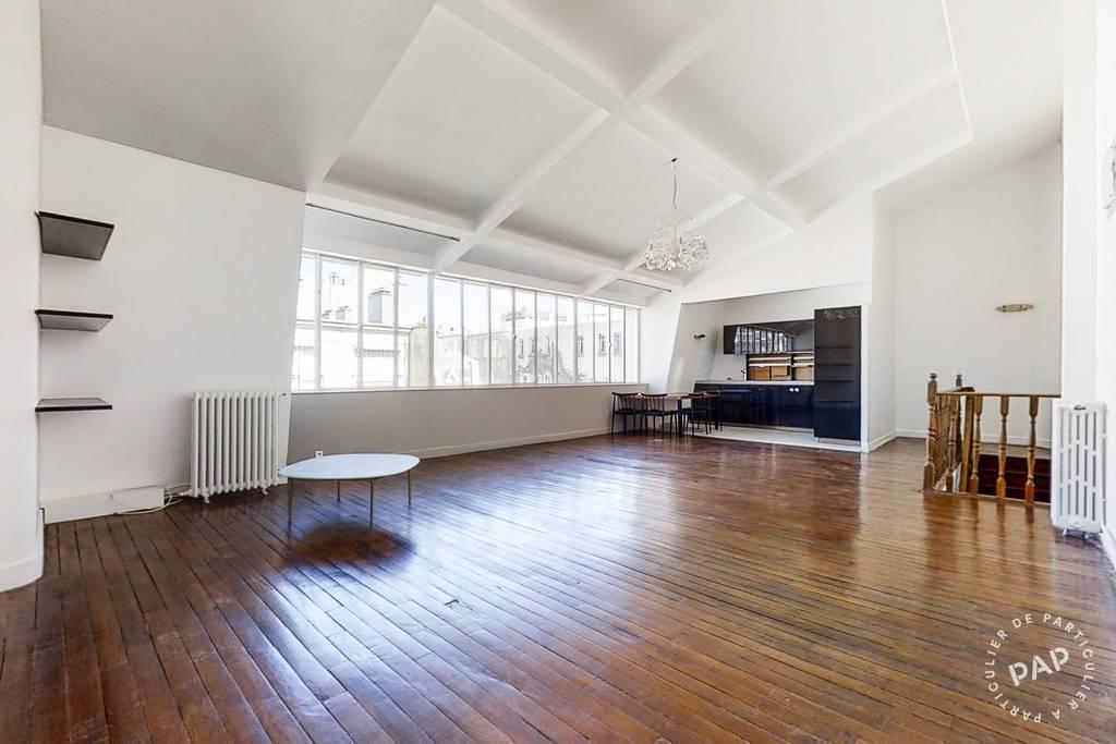Vente Appartement Paris 16E (75016) 105m² 1.900.000€