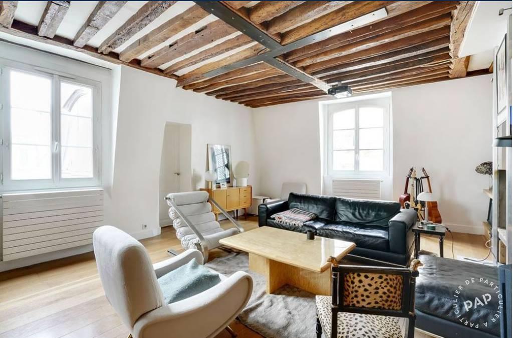 Location Appartement Paris 3E (75003) 54m² 2.100€