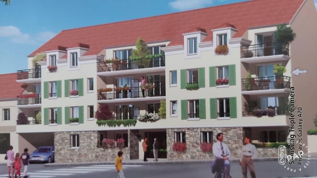 Vente Appartement Pomponne (77400) 60m² 215.000€