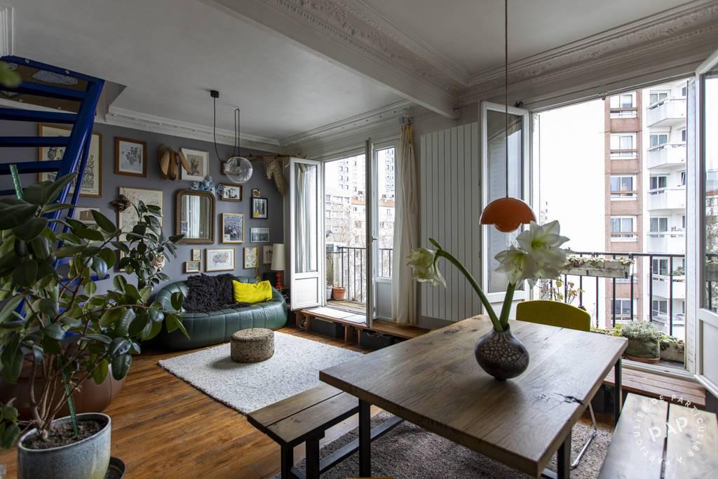 Vente Appartement Paris 20E (75020) 68m² 649.000€
