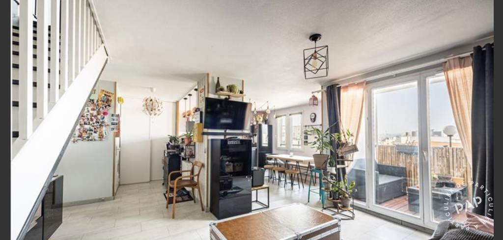 Vente appartement 3 pièces Cergy (95)