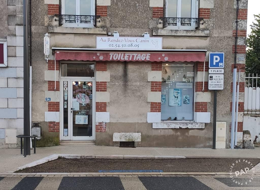 Vente et location Fonds de commerce Blois (41000)  20.000€